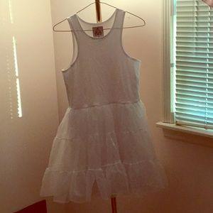 UNIF White Ballerina TuTu Dress